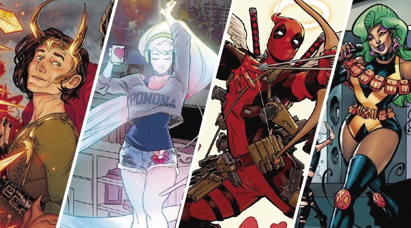 Personagens LGBT da Marvel
