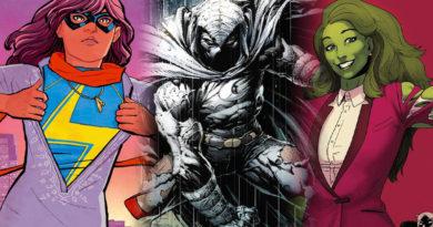 Cavaleiro da Lua, Miss Marvel, Mulher-Hulk e mais novidades da Marvel na D23