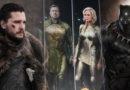 D23: Marvel anuncia Pantera Negra 2, Cavaleiro Negro nos Eternos e mais