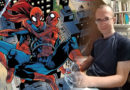 EXCLUSIVO! O desenhista brasileiro Marcelo Ferreira assina contrato de exclusividade com a Marvel
