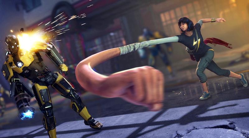 Marvel's Avengers: Kamala Khan se junta aos Vingadores no novo game da Square Enix!