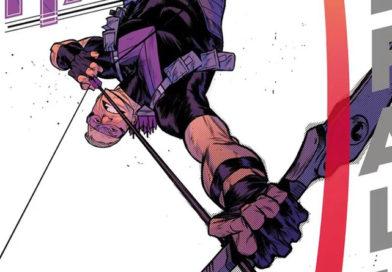 Marvel anuncia nova HQ do Gavião Arqueiro para 2020
