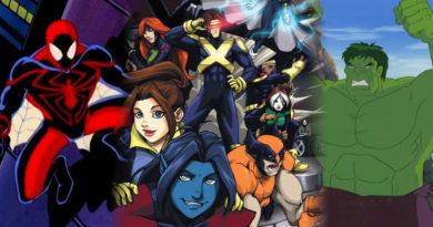 Confira TODAS as 23 animações da Marvel que estarão disponíveis no Disney+