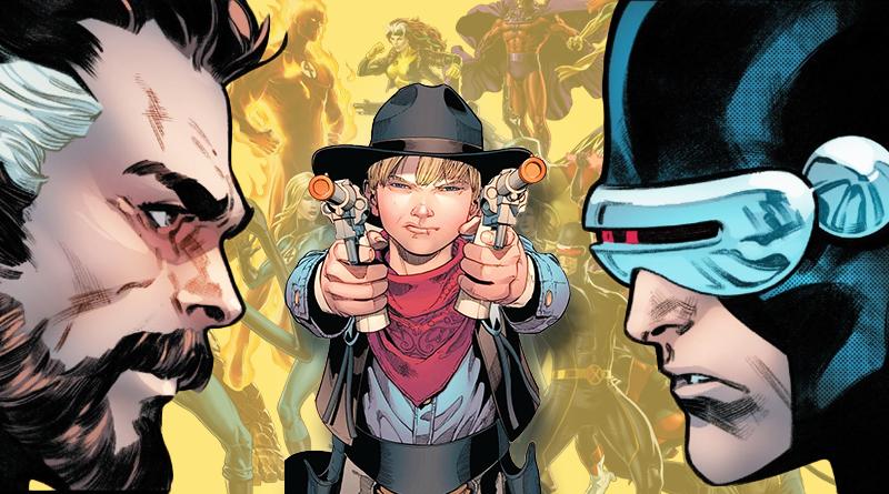 X-Men/Fantastic Four