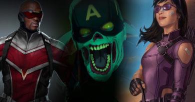 Lançamento do Disney+ nos EUA revela informações inéditas das séries da Marvel