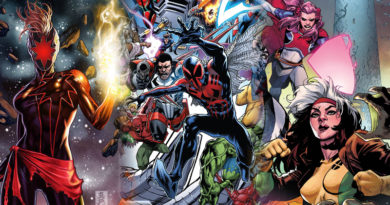 Confira todas as HQs que a Marvel publicará nos EUA em 20 de novembro de 2019