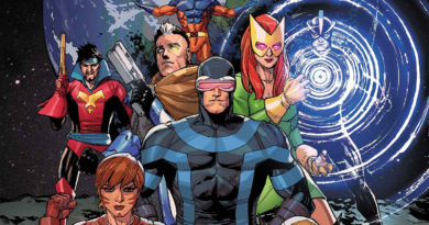 8 das 10 HQs mais vendidas em outubro são com heróis da Marvel
