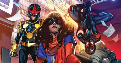 Foras da Lei! Novo evento da Marvel colocará os jovens heróis contra o governo