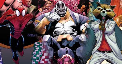 Confira todas as HQs que a Marvel publicará nos EUA em 22 de janeiro de 2020