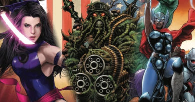 Confira todas as HQs que a Marvel publicará nos EUA em 29 de janeiro de 2020